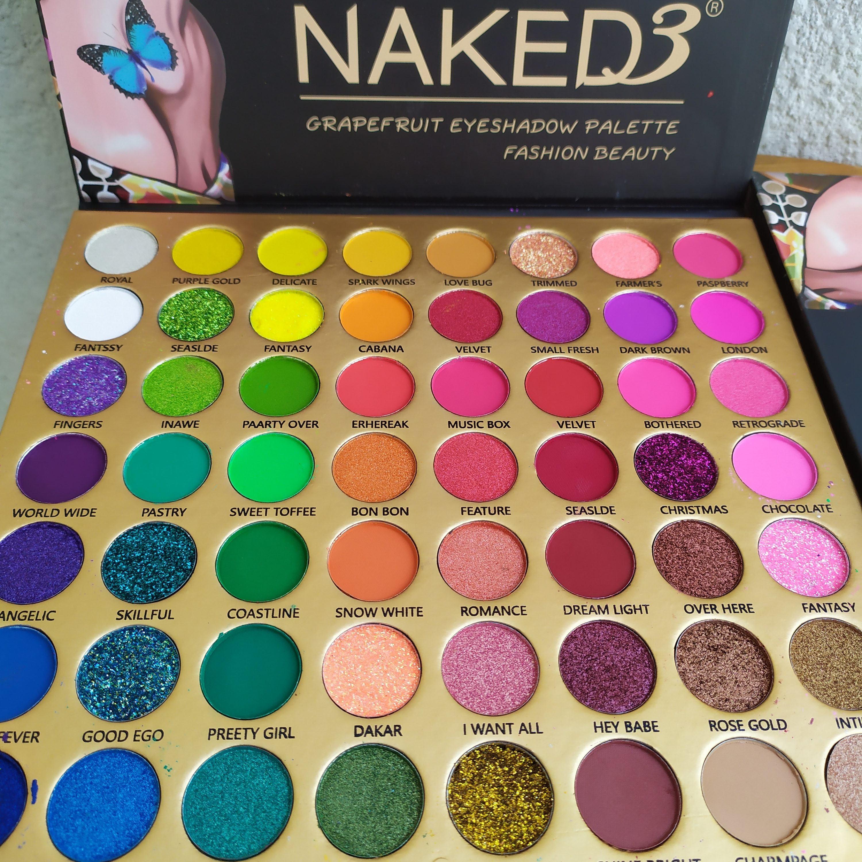 Paleta de sombras naked Daren minor - Joi Boutique