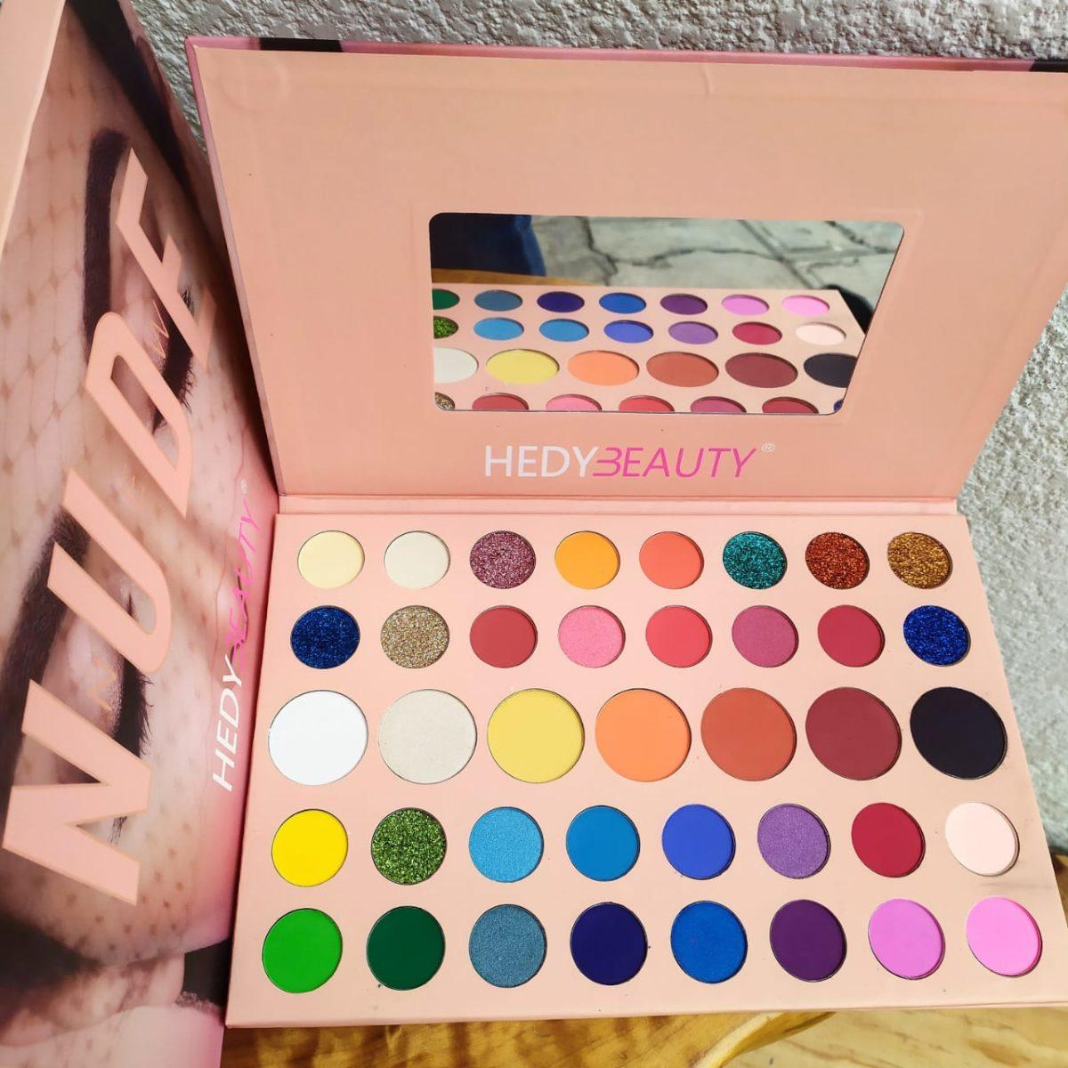 Paleta de sombras naked artful beauty - Joi Boutique