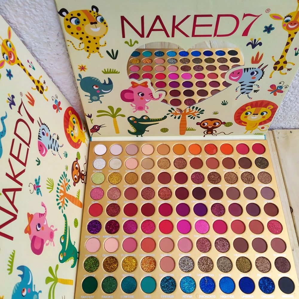 Paleta de sombras Naked 03 lets be awesome today jumbo - Joi Boutique