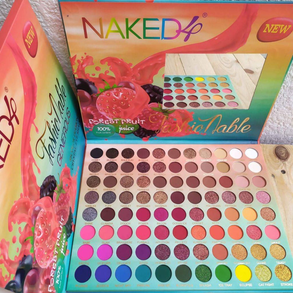 Paleta de sombras Nude light - Joi Boutique