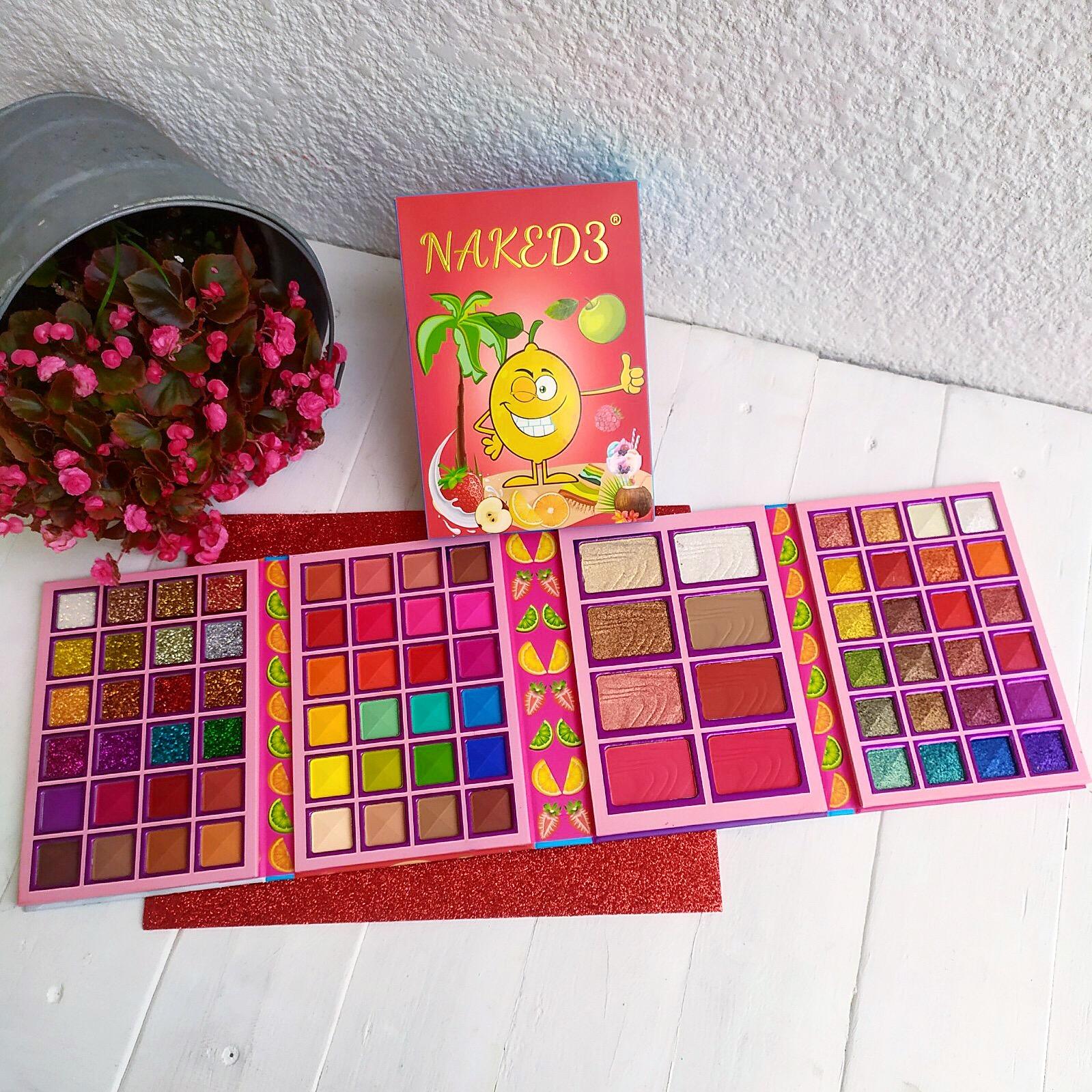 Paleta de sombras naked 7 - Castillo - Joi Boutique