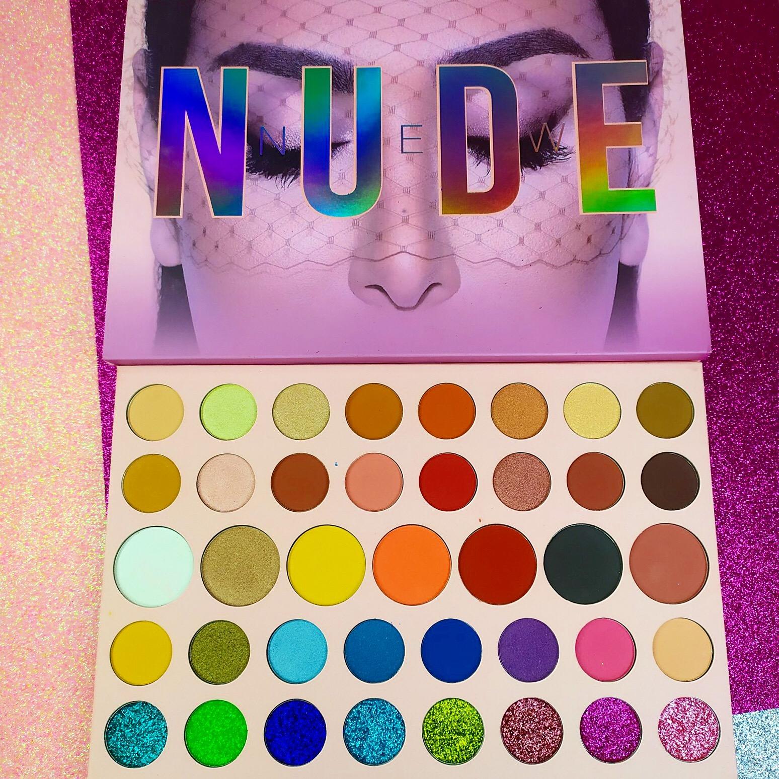 Paleta de sombras Jumbo Naked 4 fashionable Generous - Joi Boutique